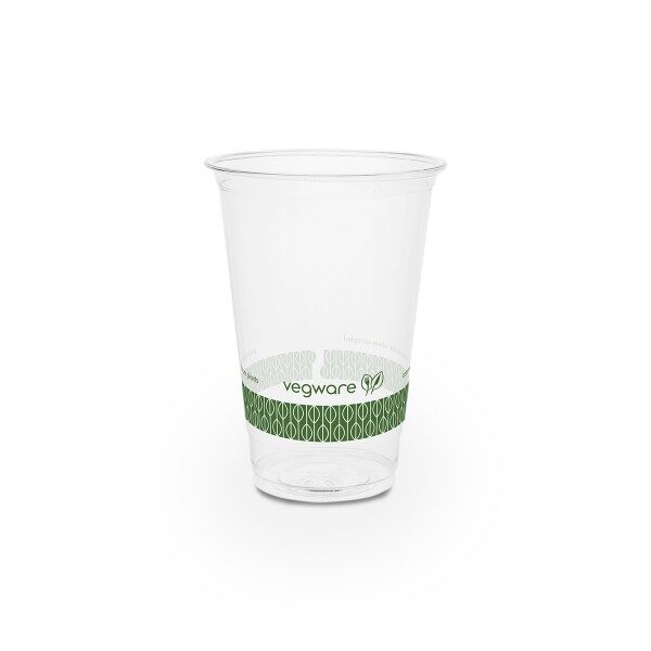 vegware coldcups r280 vw greenband MEDIUM