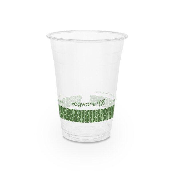 vegware coldcups r500y vw greenband MEDIUM