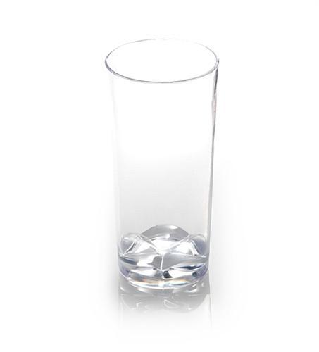 VASCELLO SLENDER SHOT GLASS - CLEAR (12)