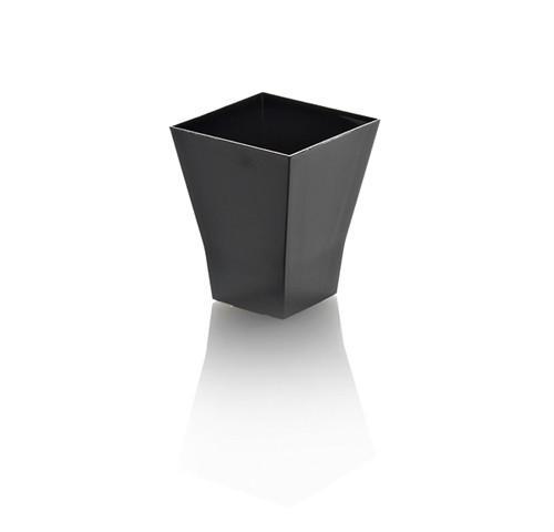 VASCELLO TAPER DISH  - BLACK (24)