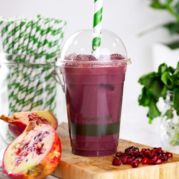 vegware concept coldcups ps10 gs r500y vw pomegranate smoothie lid marble portrait MEDIUM Copy